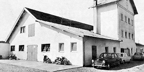 1965 Kraiburg Austria